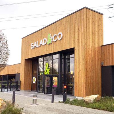 Photo du restaurant Salad&Co de Villeneuve d'ascq