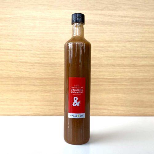 Sauce Vinaigrette au vinaigre balsamique
